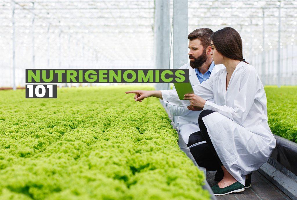nutrigenomics-101 for health care professionals