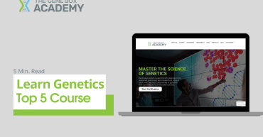 top 5 courses in genetics in demand but health care professionals