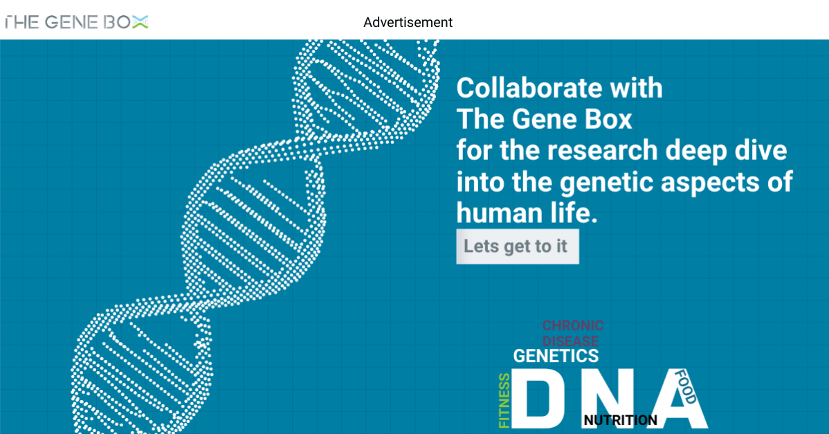 Collaborate with The Gene Box