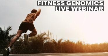 Fitness Genomics Webinar